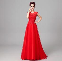 Shanghai Story Bride Luxury Elastic Satin Dress Festival Formal Evening Dresses Bowknot Peony Embroidery Evening Dress 2 color