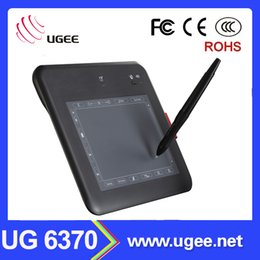 Wholesale-Ugee UG6370 graphic tablet stock status 6x4 inches USB interface mid drawing tablet