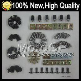 Wholesale Fairing bolts full screw kit For SUZUKI KATANA GSXF600 GSXF GSX600F F600 GSX F G22 Body Nut Nuts bolt screws