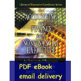 Wholesale Accounting and Finance for the NonFinancial Executive An Integrated Resource Management Guide for the st Century