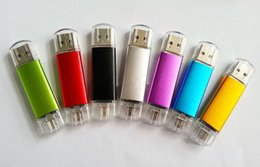 Wholesale 1pcs multi function phone u disk GB GB GB GB GB GB USB flash drive memory stick USB flash pen drive package