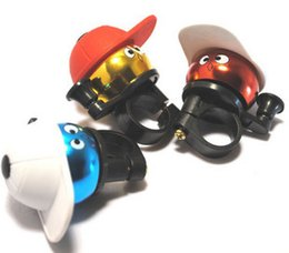 Cartoon bell bicycle bell mountain bike bmx bicycle bell buggiest bell student car horn