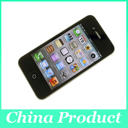 """Original 3.5"""" inch Apple iPhone 4S Unlocked Cell Phones 16GB Dual Core IOS WCDMA 3G Phone Refurbished only phone"""