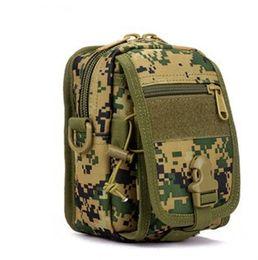 Wholesale Functional Waist Pack Shoulder Messenger Crossbody Bag USA Military Heavy Duty Waterproof Advance Defense Ultra light Range Gear