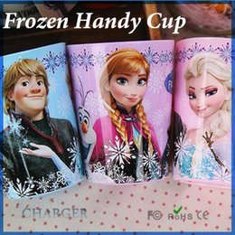 Wholesale Frozen Children s rinsing mug Handy Cup set for Child cups Via E packet