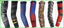 new baseball superhero arm sleeve real dirty baseball Digital Camo Compression Sleeves