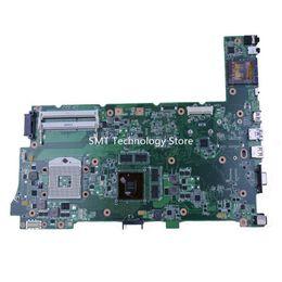Wholesale For ASUS N73SV N73SM N73SN N73S GT630M GT540M Laptop motherboard NVIDIA RAN Slot DDR3 REV Top quality