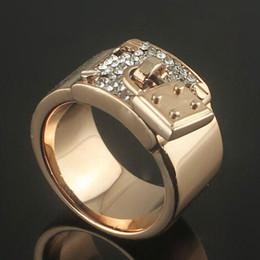 Bridal Accessory Jewelry 18k rose gold Titanium steel ring Diamond ring Couples ring buddhist monastic discipline Engagement Ring