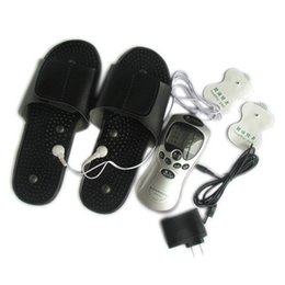 Wholesale Hot sale Full Body Massager New Digital Therapy Machine Full Body Massager Pain Relief Muscle Acupuncture Pair of Shoes
