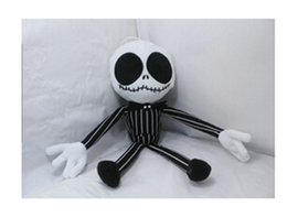 Wholesale Tim Burton s the Nightmare Before Christmas quot Jack Skellington Musical Animated Plush Figure Featuring Instrumental
