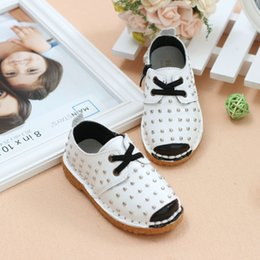 Wholesale-Children's shoes fall 2015 new boy rivets children's black and white shoes