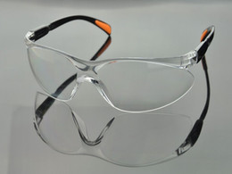 Wholesale Safety Goggles Free Shipping - Welding saftey glasses Clear Lens Shock welding glasses Multipurpose saftey glasses,20pcs lot,Free shipping