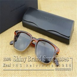 Oliver peoples Can be customized NDG-1-P polarized sunglasses Vintage men and women sunglasses designer brand with original case