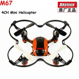 4.5CH mini rc helicopter 360 eversion 4-axis quadcopter M67 with gyro Aerospace Model Toys Free shipping