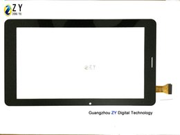 "9"" Black Tablet Pc Capacitive Touch Screen Digitizer Replacement CZY6918A01-FPC Glass Touch Panel"