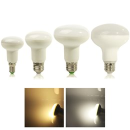 Super R50 R63 R80 R90 7W 10W 14W 15W E27 Umbrella LED Bulb Cool Warm White 85~265V dimmable SpotLight High Bright 180 Angle Warranty 3 Year