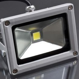 Wholesale Aluminum alloy Material W AC V LED Waterproof Flood Light Lamp Warm COOL White Floodlight Outdoor