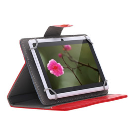 Wholesale USA Stock New Arrival Inch PU Leather Smart Case Cover Stand Case for quot Tablet PC For G Phablet Inch Case