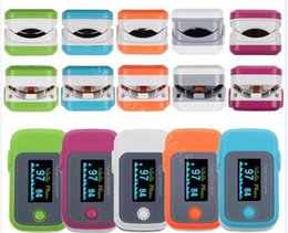 Wholesale Super Sale Home Care Pulse Oximeter Monitor Blood Oxygen SPO2 saturation OLED display Advanced Alarm Setting Low Power Consumption