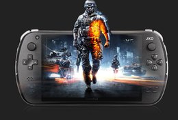 Wholesale 7 quot Quad Core Game Console tablet JXD S7800B S7800 Android G RAM GB X800 IPS Android Online Game Dual Camera