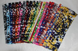 138 colors new digital camo sleeve Cheap Price Temporary Tattoo Sticker For Beautifying Your Body 7 sizes in stock