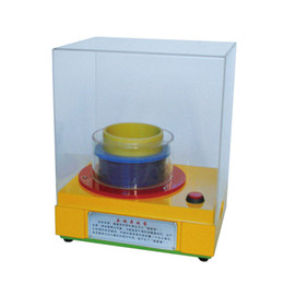 Wholesale Rainbow Flower Preschool Early Childhood Science and Technology Museum of electromagnetic induction physics experiment equipment
