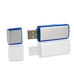 8 Go Mini Spy Enregistreur vocal USB caché Lecteur flash USB portable Enregistrement vidéo audio pour les réunions Dictaphone numérique rechargeable à partir de réunions vidéo fabricateur
