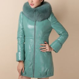 Canada Real Sheepskin Coat For Women Supply Real Sheepskin Coat