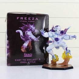 Anime Dragon Ball Combat Edition Z Freeza Freezer PVC Action Figure Doll Toys Collectible Toy 15cm