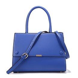 Wholesale Fashion Flap Women Messenger Bags Unique Solid Hasp Hard Handbags New Benefit Dollar Price KJY1082