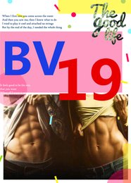 on Hot Sale New Routine Course BV 19 Aerobics Fitness Exercise Pull rope training small ball BV19 Video DVD + Music CD Free Shipping