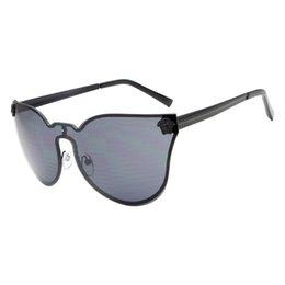 Gafas de diseño fresco en venta-2015 nueva llegada fresca sin rebordes Multicolor Lente PC al aire libre Drving Pesca UV400 gafas de sol de diseñador de los hombres / de las mujeres a estrenar Sun Glass