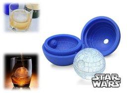 Silicone Star Wars Death Star Round Gift Desert Sphere Moulds Blue Kotobukiya Free Shipping