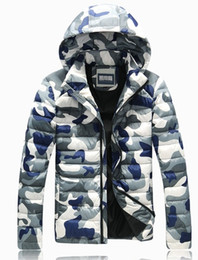 Hooded Fashion Casual Thicken Cotton Coats Padded Jacket