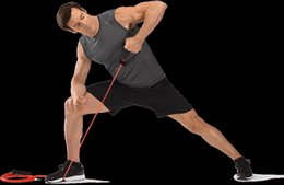 Wholesale Free DHL Workout DVDs Tony Horton s Gorgeous Muscle Acceleration System with Excercise Bands Fitness Guides Training Videos Fitness