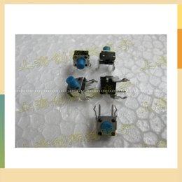 Avec support bouton interrupteur tactile interrupteur 6X6X7 6 * 6 * 7 avec support bleu importations de Manche à 18Personne $ piste import support on sale à partir de le soutien à l'importation fournisseurs