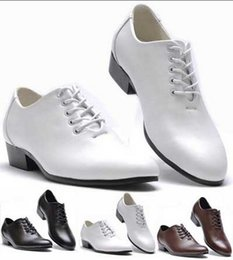 NEW popular Men's wedding shoes Mens lace-up leather shoes Unique men casual shoes free shipping