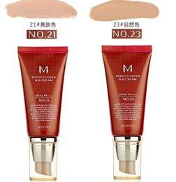 Wholesale 2016 Hot New Makeup Perfect Cover BB Cream BB CC creams Or color