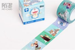 Wholesale 3cm Wide Original Illustration The Childhood Time Machine Washi Tape Adhesive Tape DIY Scrapbooking Sticker Label Masking Tape