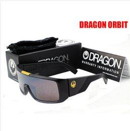 Wholesale Big Discount DRAGON Men Sunglasses Dragon ORBIT Sun Glasses Eyewear Goggle Sunglasses Cycling Bicycle DRAGON brand with original package