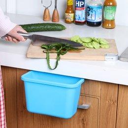 Wholesale Gorgeous PP Kitchen Waste Bins Multi Eco Friendly Functional Plastic Mini Trash Boxes for Storing Unique Outlook Hot Sale