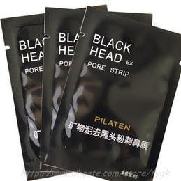 New Arrival PILATEN Facial Minerals Conk Nose Blackhead Remover Mask Pore Cleanser Nose Black Head EX Pore Strip