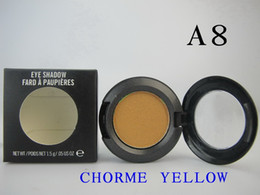 Wholesale - New MC Brand Makeup 1.5g single eyeshadow pigment 36 color Cosmetic (36pcs   lot) Free Shipping