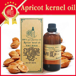 Wholesale pure plant base oil Essential oils Kingdom skin care French Apricot nucleolar oil almond kernel oil ml Massage