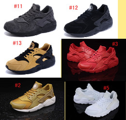 2016 Shoes Run Air Max 2016 New arrival Air 13 COLORS Huarache max shoes for men and women cheap price basketball shoes mens runs shoes SNEAKERS size Eur 36-46
