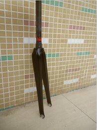 Wholesale Full carbon C Road Fork steer tube quot K weave