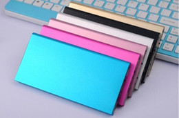 ultrathin Power Bank 20000mAh portable charger External Battery for iphone 5 ipad, samsung galaxy S5
