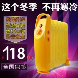 Wholesale Oil radiator heater home heating oil heater mini heater heater heating gas mute