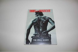 Wholesale New arrival sons of anarchy season the final season homeland season Disc DVD MOVIES for Computer driver and DVD player