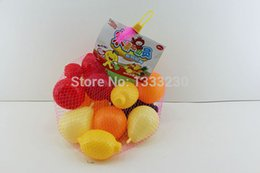 Wholesale-Classic toys kitchen accessories kitchen toys fruits series